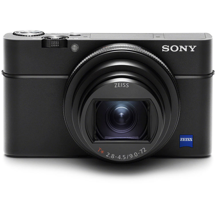Sony RX100 Mark VI ra mắt