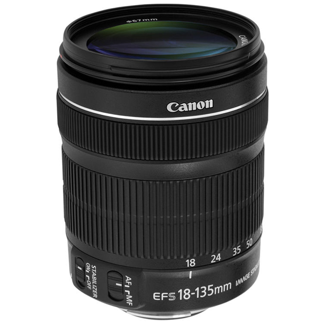 Ống kính Kit EF-S 18-135mm F/3.5-5.6 IS STM