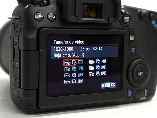 canon eos 70d quay video full hd