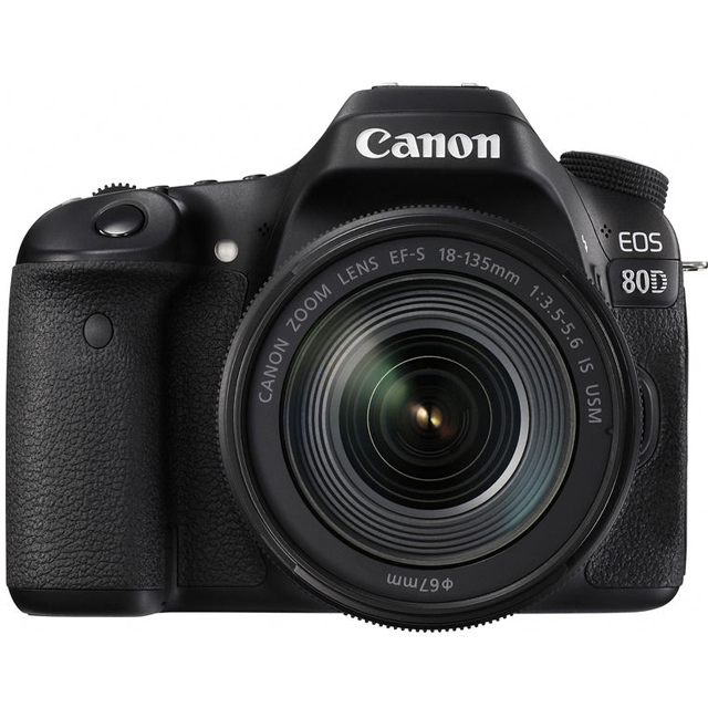canon 80d kit 18-135mm nano usm