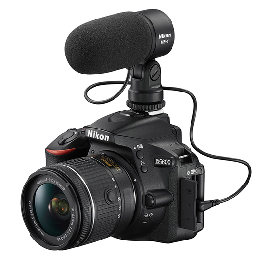 nikon d5600 quay video fullhd