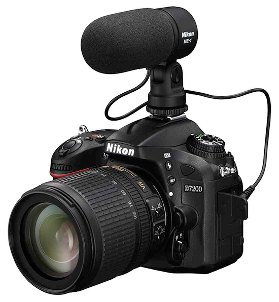 nikon d7200 quay video full hd