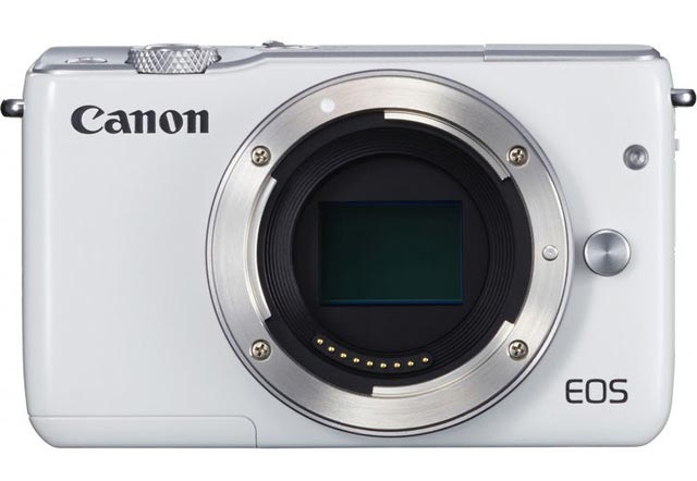 Canon EOS M10 sensor photoking