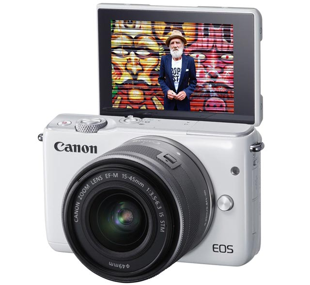 Canon EOS M10 wifi nfc photoking