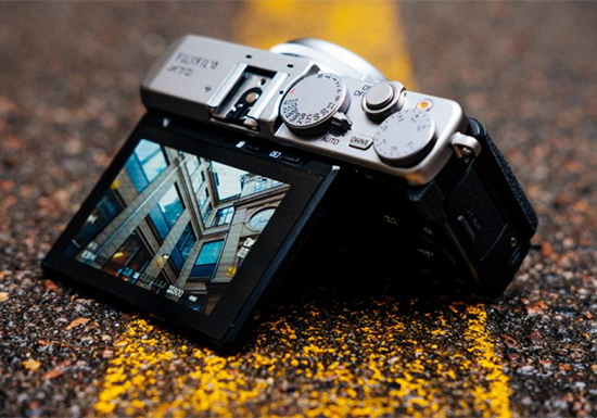 fujifilm x70 quay video full hd