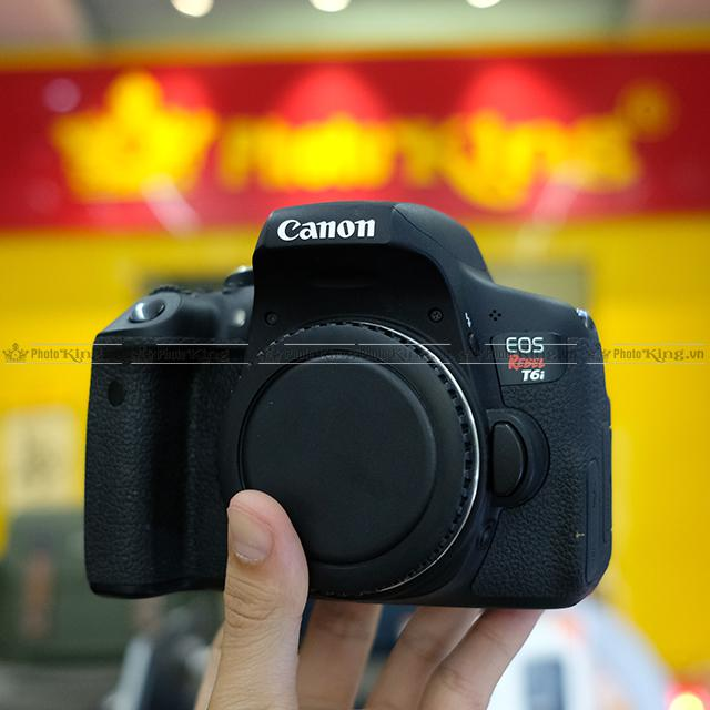 Canon EOS 750D/T6i Body Cũ