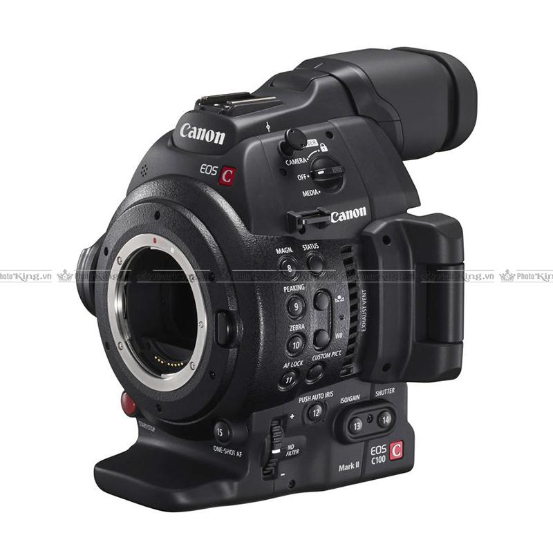 Canon Cinema EOS C100 Mark II Camcoder