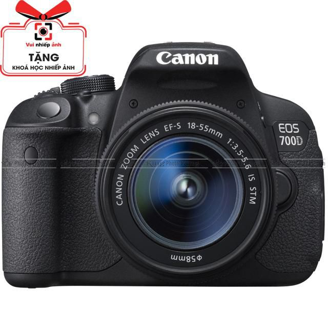 Canon EOS 700D KIT EF-S 18-55mm F/3.5-5.6 IS STM