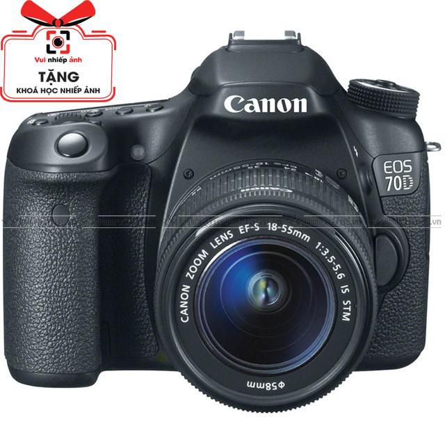 Canon EOS 70D KIT 18-55mm F/4-5.6 IS STM
