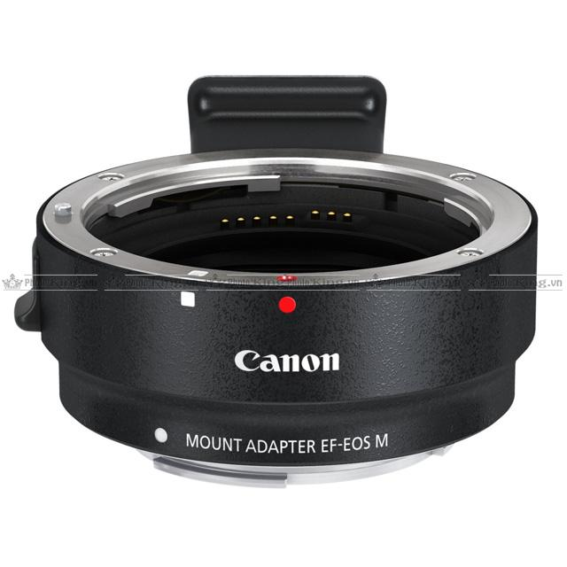 Mount Canon Adapter EF - EOS M