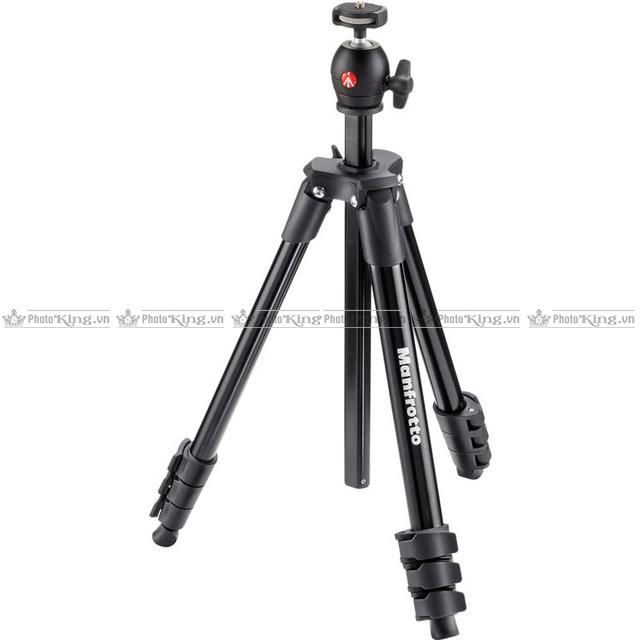 Manfrotto Compact Light (Red/Black)