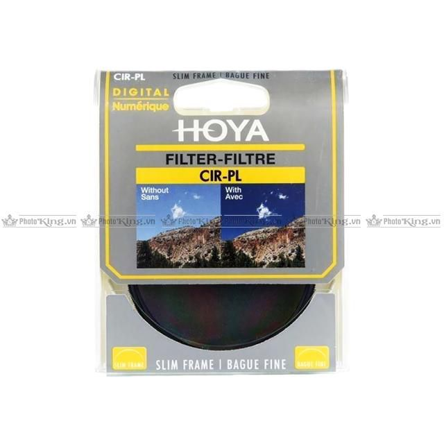 Hoya Circular PL Filter 62mm