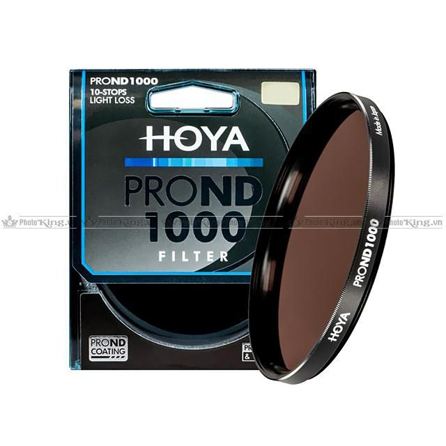Hoya Pro ND1000 Filter 58mm
