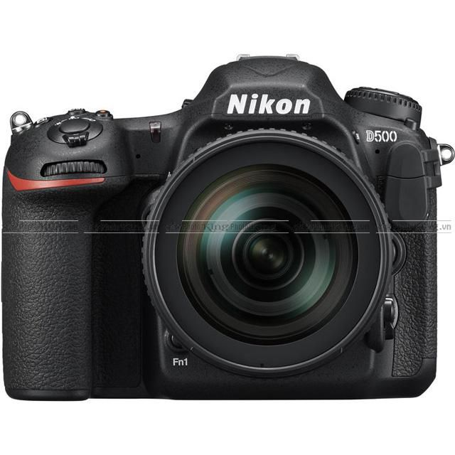 Nikon D500 Kit 16-80mm f/2.8-4E ED VR