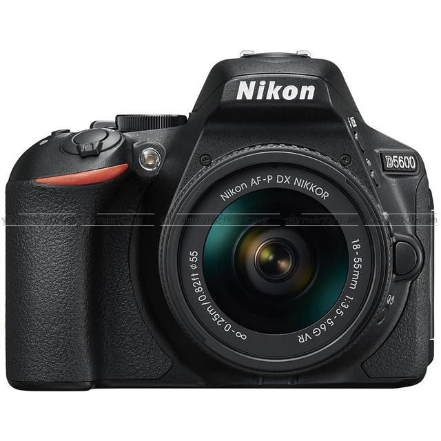 Nikon D5600 Kit 18-55mm F/3.5-5.6 VR II