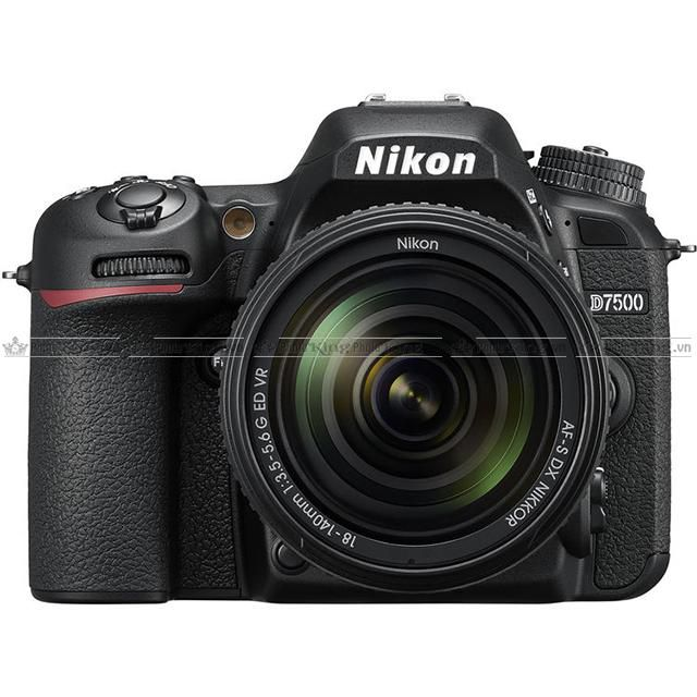 Nikon D7500 Kit 18-140mm F/3.5-5.6 G ED VR