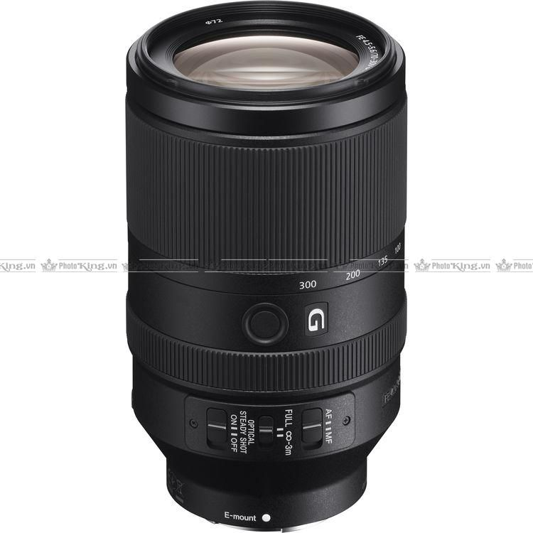 Sony FE 70-300mm F/4.5–5.6 G OSS