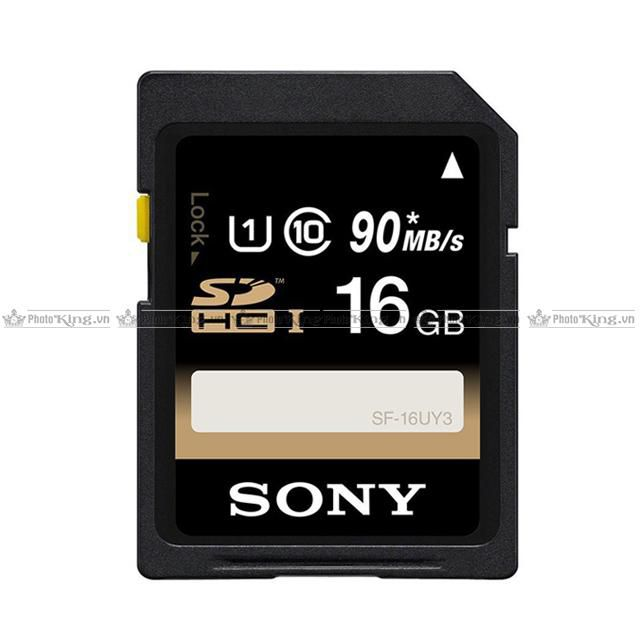 Sony SDHC 16Gb 90Mb/s